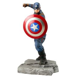 Captain America Civil War statuette ARTFX+ 1/10 Captain America Kotobukiya