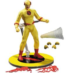 DC Comics figurine 1/12 Reverse Flash Previews Exclusive Mezco Toys