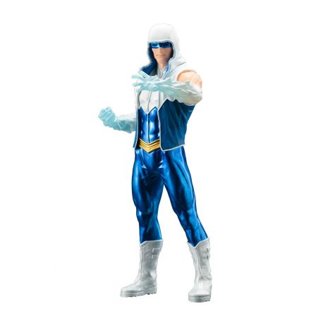 DC Comics statuette ARTFX+ 1/10 Captain Cold (The New 52) Kotobukiya