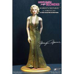 Les hommes préfèrent les blondes figurine My Favourite Legend 1/6 Marilyn Monroe Gold Ver. Star Ace Toys