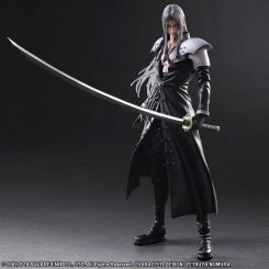 Final Fantasy VII Advent Children Play Arts Kai figurine Sephiroth Square-Enix