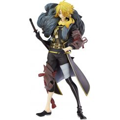 Touken Ranbu -ONLINE- statuette 1/8 Shishiou Orange Rouge