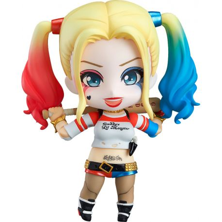 Suicide Squad figurine Nendoroid Harley Quinn Good Smile Company