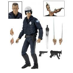 Terminator 2 figurine Ultimate T-1000 (Motorcycle Cop) Neca