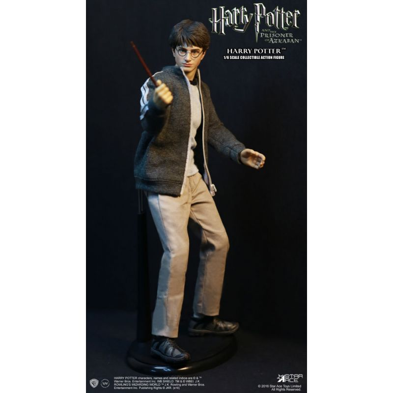 Harry Potter My Favourite Movie Figurine 1 6 Harry Potter