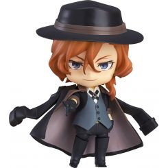Bungo Stray Dogs figurine Nendoroid Chuya Nakahara ORANGE ROUGE