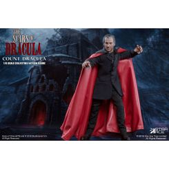 Les Cicatrices de Dracula figurine My Favourite Legend 1/6 Count Dracula (Christopher Lee) Star Ace Toys