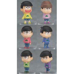 Osomatsu-san assortiment figurines Orange Rouge