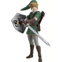 The Legend of Zelda Twilight Princess figurine Figma Link DX Ver. Good Smile Company