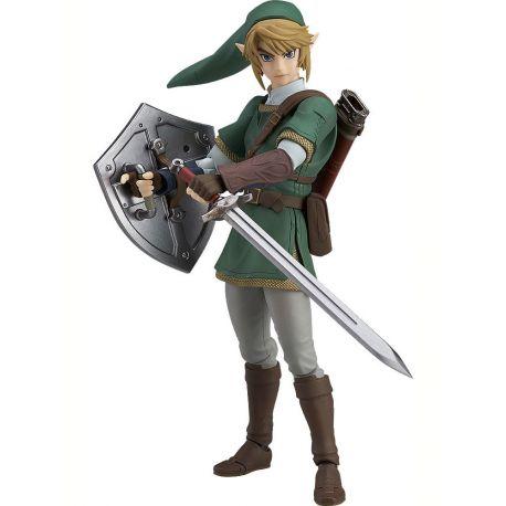 The Legend of Zelda Twilight Princess figurine Figma Link DX Ver. Good Smile Company