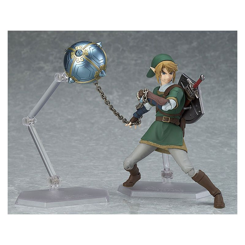 The Legend Of Zelda Twilight Princess Figurine Figma Link