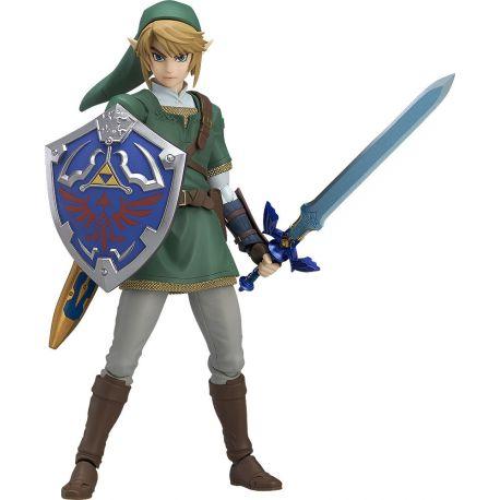 The Legend of Zelda Twilight Princess figurine Figma Link Good Smile Company