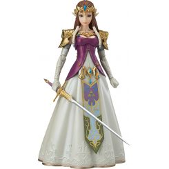 The Legend of Zelda Twilight Princess figurine Figma Zelda Good Smile Company