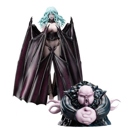 Berserk Movie pack 2 figurines Figma Slan et figFIX Conrad FREEing