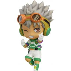 King of Prism figurine Co-de Nendoroid Kaduki Nishina Orange Rouge