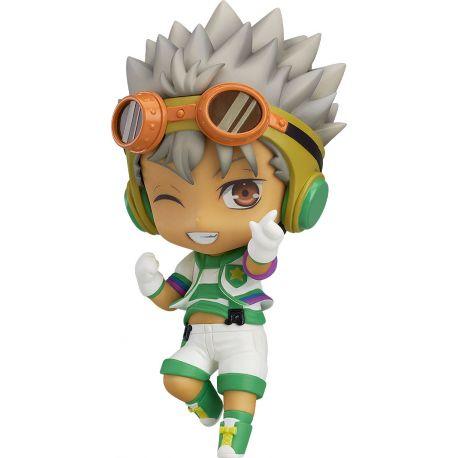 King of Prism figurine Co-de Nendoroid Kaduki Nishina Orange Rouge