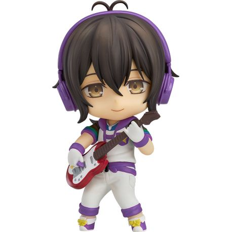 King of Prism figurine Co-de Nendoroid Koji Mihama Orange Rouge