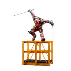 Marvel Now statuette ARTFX 1/6 Super Deadpool Kotobukiya
