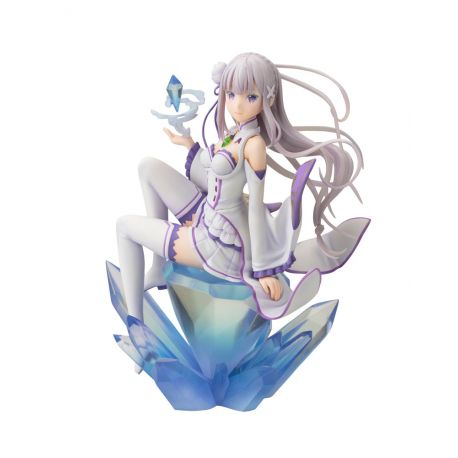 Re:ZERO -Starting Life in Another World- statuette 1/8 Emilia Kotobukiya
