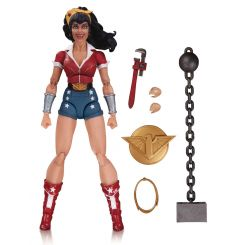 DC Bombshells figurine Poison Wonder Woman DC Collectibles