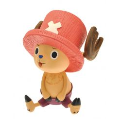 One Piece tirelire Chopper Plastoy