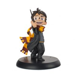Harry Potter figurine Q Harry's First Spell Quantum Mechanix