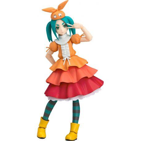 Tsukimonogatari figurine Figma Yotsugi Ononoki Max Factory