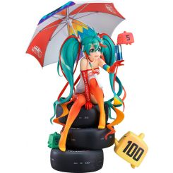 Racing Miku statuette 1/8 Racing Miku 2016 Ver. Good Smile Company