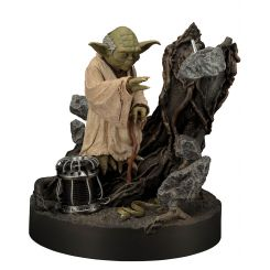 Star Wars The Empire Strikes Back statuette ARTFX 1/7 Yoda Kotobukiya