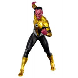 DC Comics statuette ARTFX+ 1/10 Sinestro (The New 52) Kotobukiya