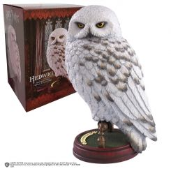 Harry Potter Statuette Magical Creatures Hedwige Noble Collection