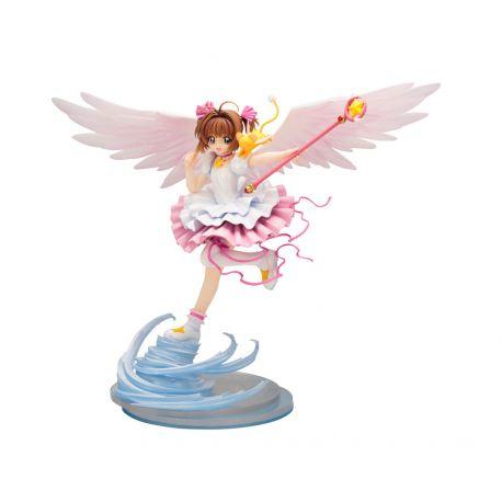 Cardcaptor Sakura statuette ARTFXJ 1/7 Sakura Kinomoto Sakura Card Ver. Kotobukiya