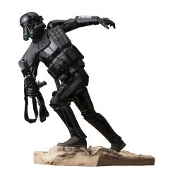 Star Wars Rogue One statuette ARTFX 1/7 Death Trooper Kotobukiya