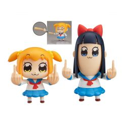 Pop Team Epic set figurines Nendoroid Popuko & Pipimi Good Smile Company