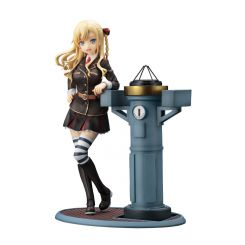 High School Fleet statuette 1/8 Wilhelmina Kotobukiya