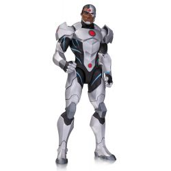 Justice League War figurine Cyborg DC Collectibles