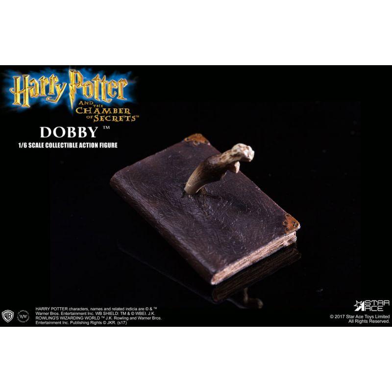 Harry potter et la chambre des secrets my favourite movie figurine 1 6 dobby star ace toys - Harry potter la chambre des secrets film complet ...