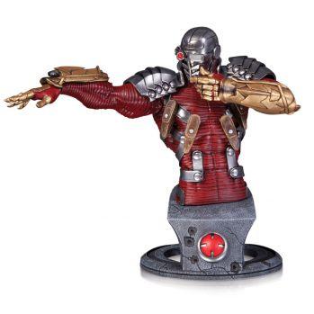 DC Comics Super Villains buste Deadshot DC Collectibles