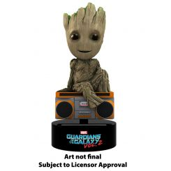 Les Gardiens de la Galaxie Vol. 2 Body Knocker Bobble Groot Neca