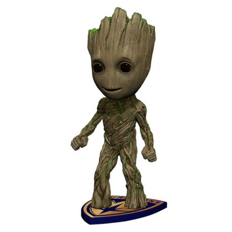 Les Gardiens de la Galaxie Vol. 2 Head Knocker Groot Neca