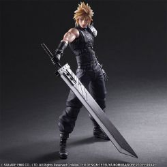 Final Fantasy VII Remake Play Arts Kai figurine No. 1 Cloud Strife Square-Enix
