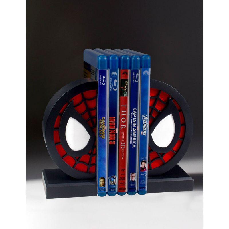 Marvel Comics serre-livres Spider-Man Logo Gentle Giant - France ...