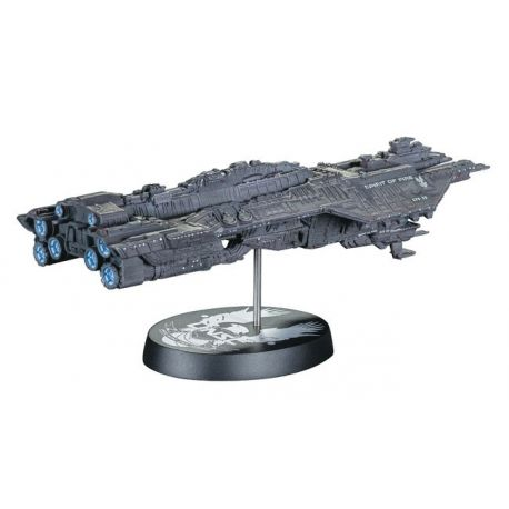 Halo réplique UNSC Spirit of Fire Ship Dark Horse