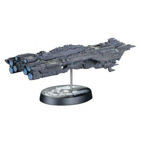 Halo réplique UNSC Spirit of Fire Ship Dark Horse