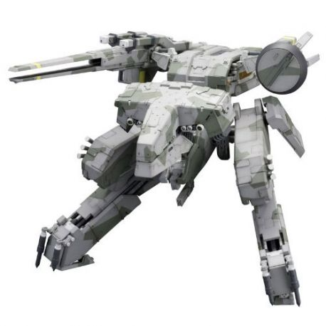 Metal Gear Solid figurine Plastic Model Kit 1/100 Rex Kotobukiya