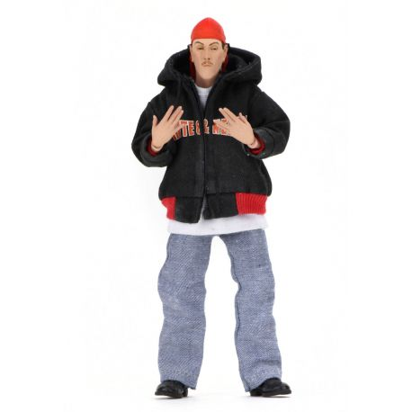 Weird Al Yankovic figurine Retro White & Nerdy Clothed Neca