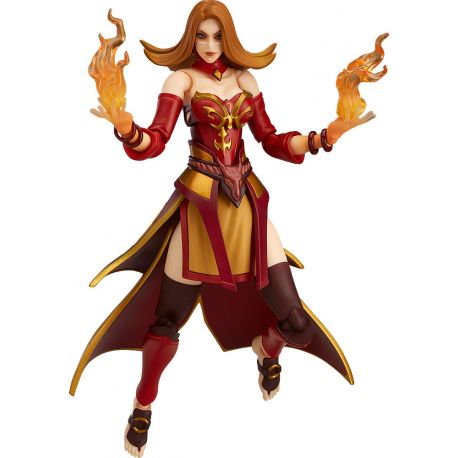 Dota 2 figurine Figma Lina Good Smile Company