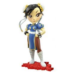 Street Fighter série 1 figurine Knockouts Chun-Li Cryptozoic Entertainment