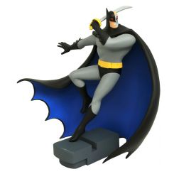 Batman The Animated Series DC Gallery statuette Hardac Batman Diamond Select