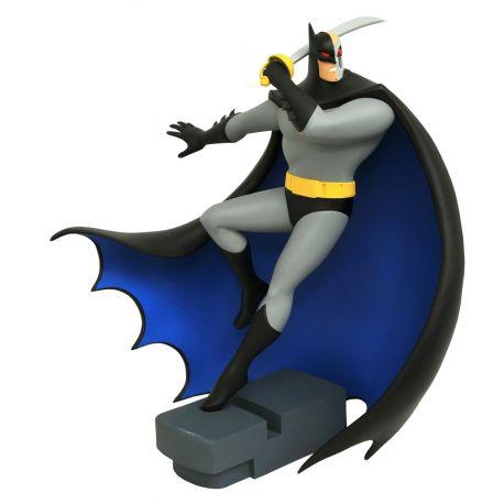 Batman The Animated Series DC Gallery statuette Hardac Batman Diamond Select